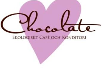 """Utställning """"Chokladängeln"""" av Höken, Café Chocolate"""