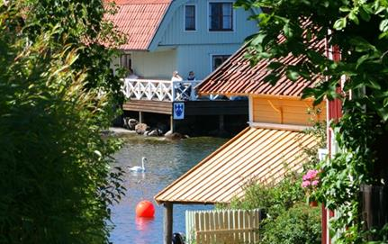 Cronhamnsgränd i Vaxholm