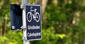 Cykelspåret