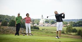 Golf i Kungsbacka