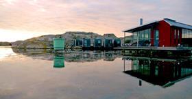 Hummer och skaldjur på Vatten Gourmet & Café