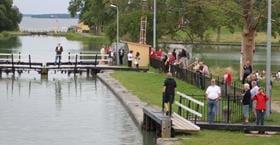 Oscars sluss, Göta kanal