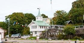 På musselexpedition med m/s Märta, Ljungskile