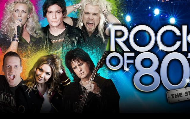 Rock Of 80´s – The Show