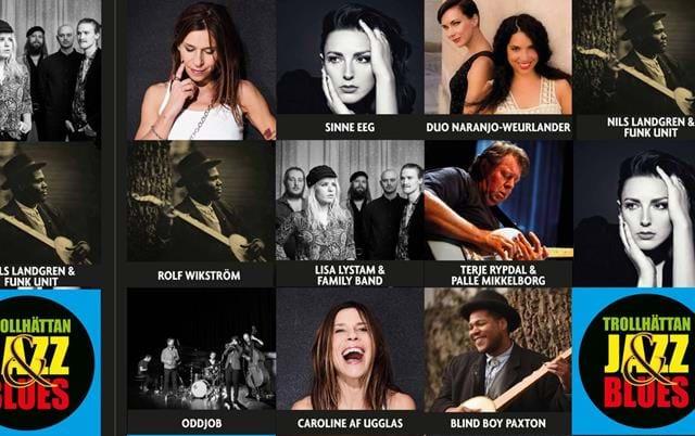 Trollhättan Jazz & Blues 2017