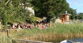 Grill- & sommarpaket på Rimforsa Strand