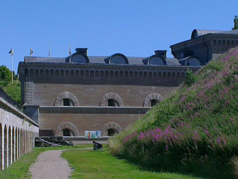 The Karlsborg Fortress
