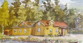 Skärgårdsmuseet, Stavsnäs
