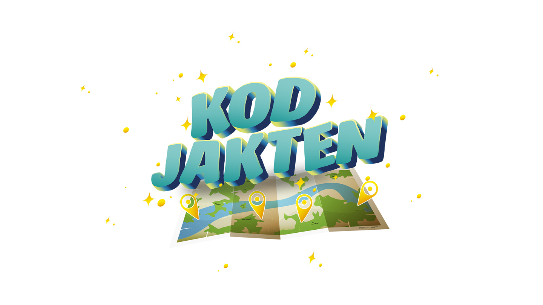 Kodjakten - Ett digitalt kartspel i Boråsregionen