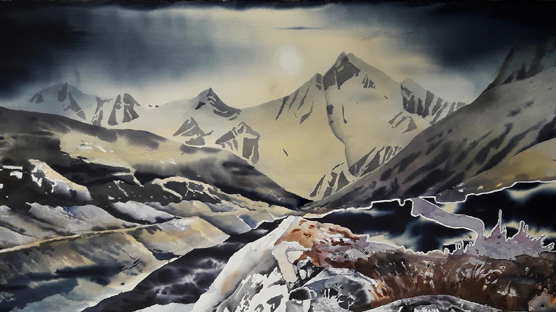 Utställning: Erik Hårdstedt