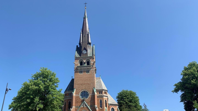 Tornvisningar i Gustav Adolf kyrka