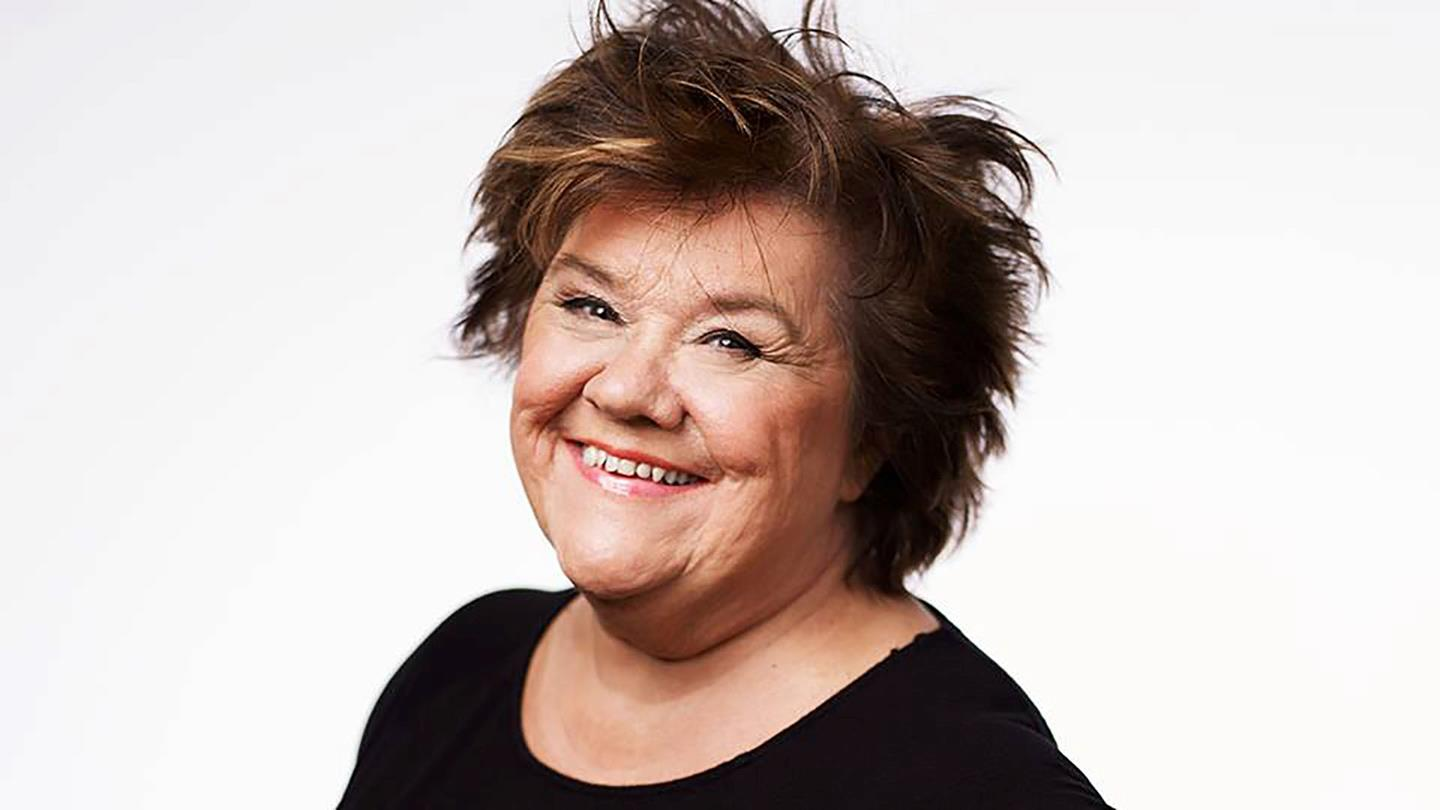 Stand up med Ann Westin