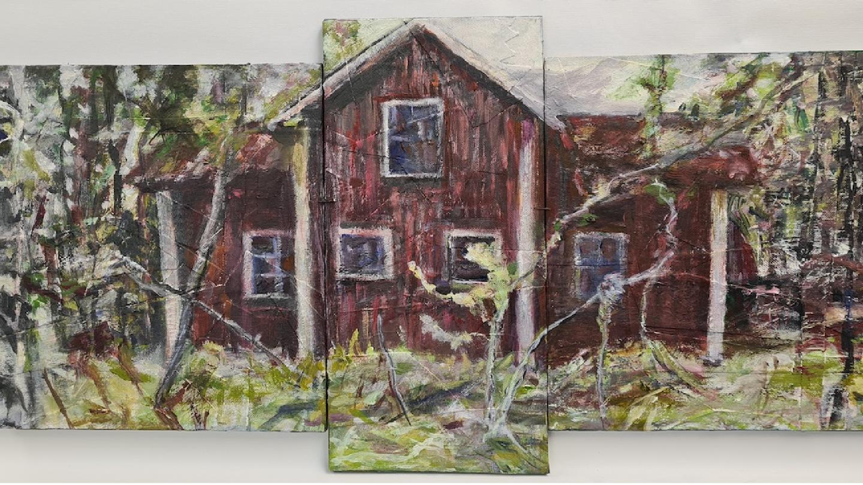 Utställning: Ulla Zimmerman