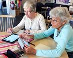 Digital teknik för seniorer