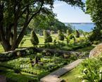 Trädgårdsvisningar på Tjolöholm