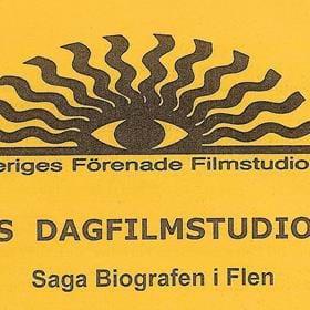 Dagfilm i Flen på SAGA-biografen hösten 2019, Stadshusgatan 7.
