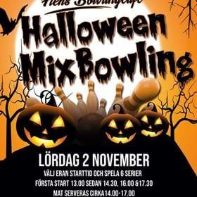 Halloween Mix Bowling  (par bowling) Kom gärna utklädd!