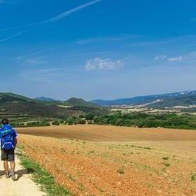 Pilgrimsvandring på Camino i Spanien.  Olle Andersson visar bilder och berättar. Vi serverar kaffe och smörgås.