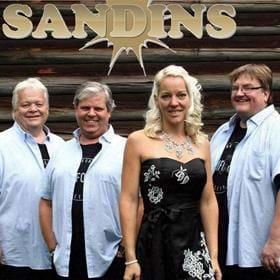 Värmlandsbandet Sandins kommer med spelglädje till Broby. Sandins signum har alltid varit dansvänlig musik som det svänger om.  Fika finns att köpa. Gratis parkering och plats för husbilar/husvagnar. Välkomna!