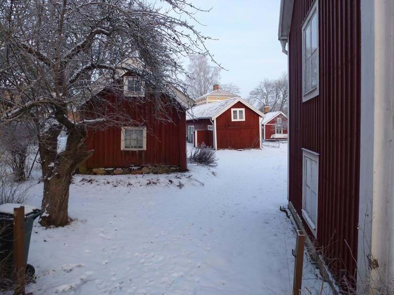 Traditionell julmarknad den 7 – 8 december kl 11 – 16 på Hembygdsgården i Malmköping!