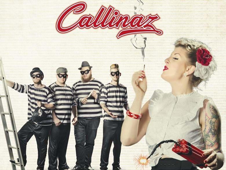 Callinaz bjuder på svängig Rockabilly att dansa till denna onsdagskväll!  Fika finns att köpa. Gratis parkering och plats för husbilar/husvagnar. Välkomna!