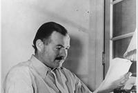 Item consists of one photograph. Hemingway once wrote for the Toronto Star. *** Local Caption *** Item consists of one photograph. Hemingway once wrote for the Toronto Star.